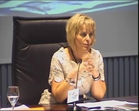 María Isabel Novo Castro, letrada da Xunta de Galicia